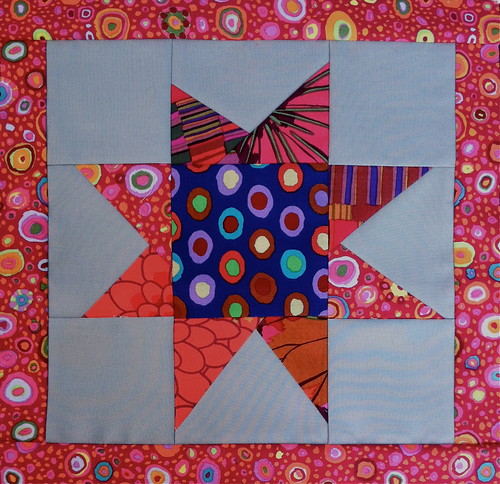 BUBK bee block for Debbie