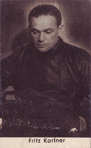 083 Fritz Kortner_Confreia (Film und Bühnen-Künstler Bilder; 83)