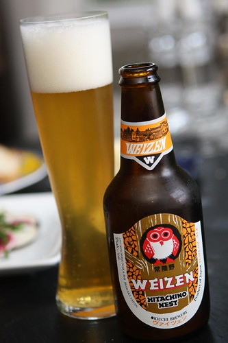 Kiuchi Brewery Hitachino Nest Weizen