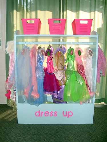 Pinterest Project - Dress Up Station