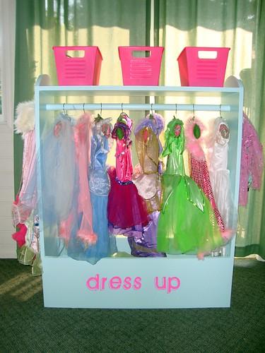 Pinterest Project - Dress Up Station