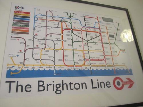 Brighton Line - BarCampBrighton6