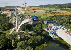 Froschgrundsee Viaduct, Coburg, Germany