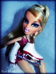 Brenda (Carol Parvati ) Tags: doll iceskating brenda picnik bratz cloe playsportz carolparvati