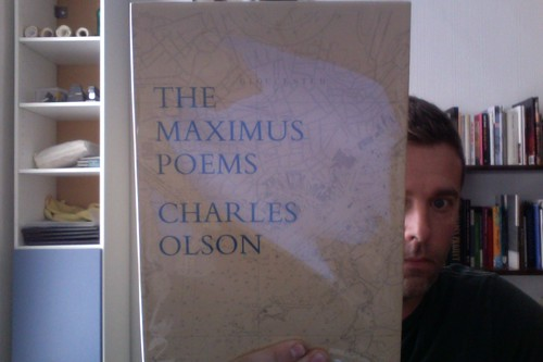 The Maximus Poems by Michael_Kelleher