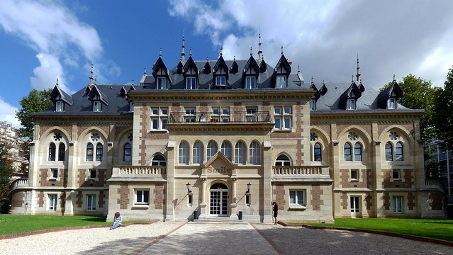 Institut hospitalier franco-britannique de Levallois