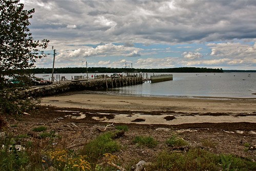 Chebeague Island Dock