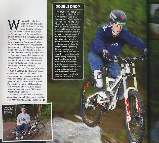 Shaums & Danny Hart Mountain Biking UK - Page 3-1
