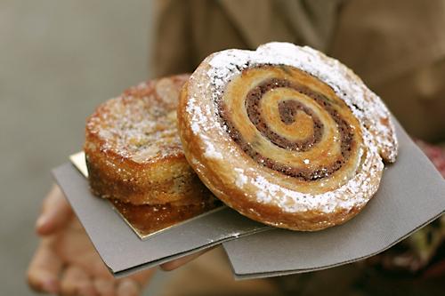 Café Pouchkine pastries