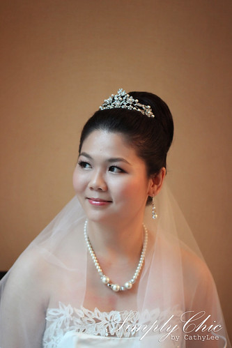 Cherrie Yeoh ~ Wedding Day