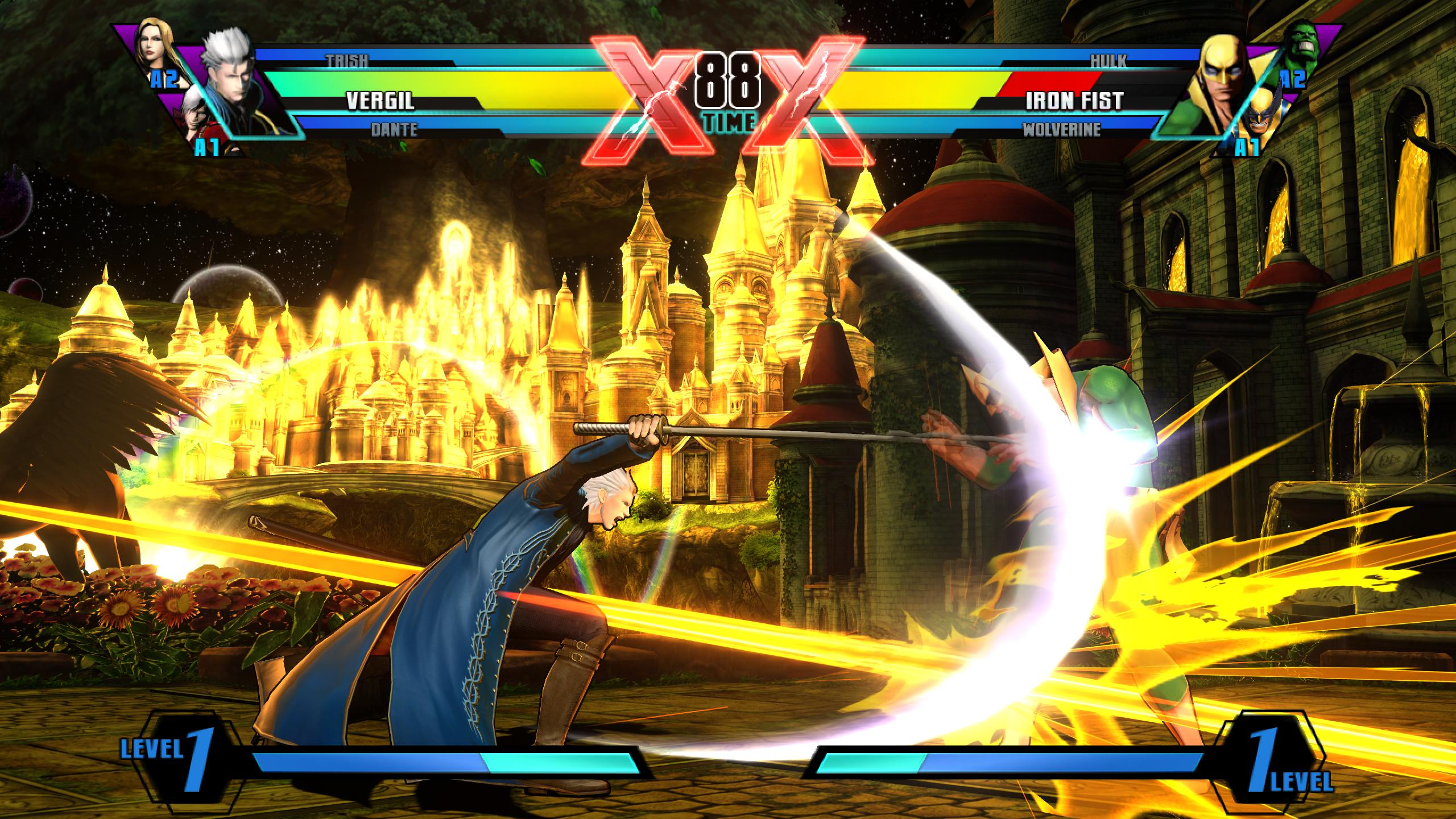 Vergil dans Ultimate Marvel vs. Capcom 3 6151125614_787ef48a9e_o