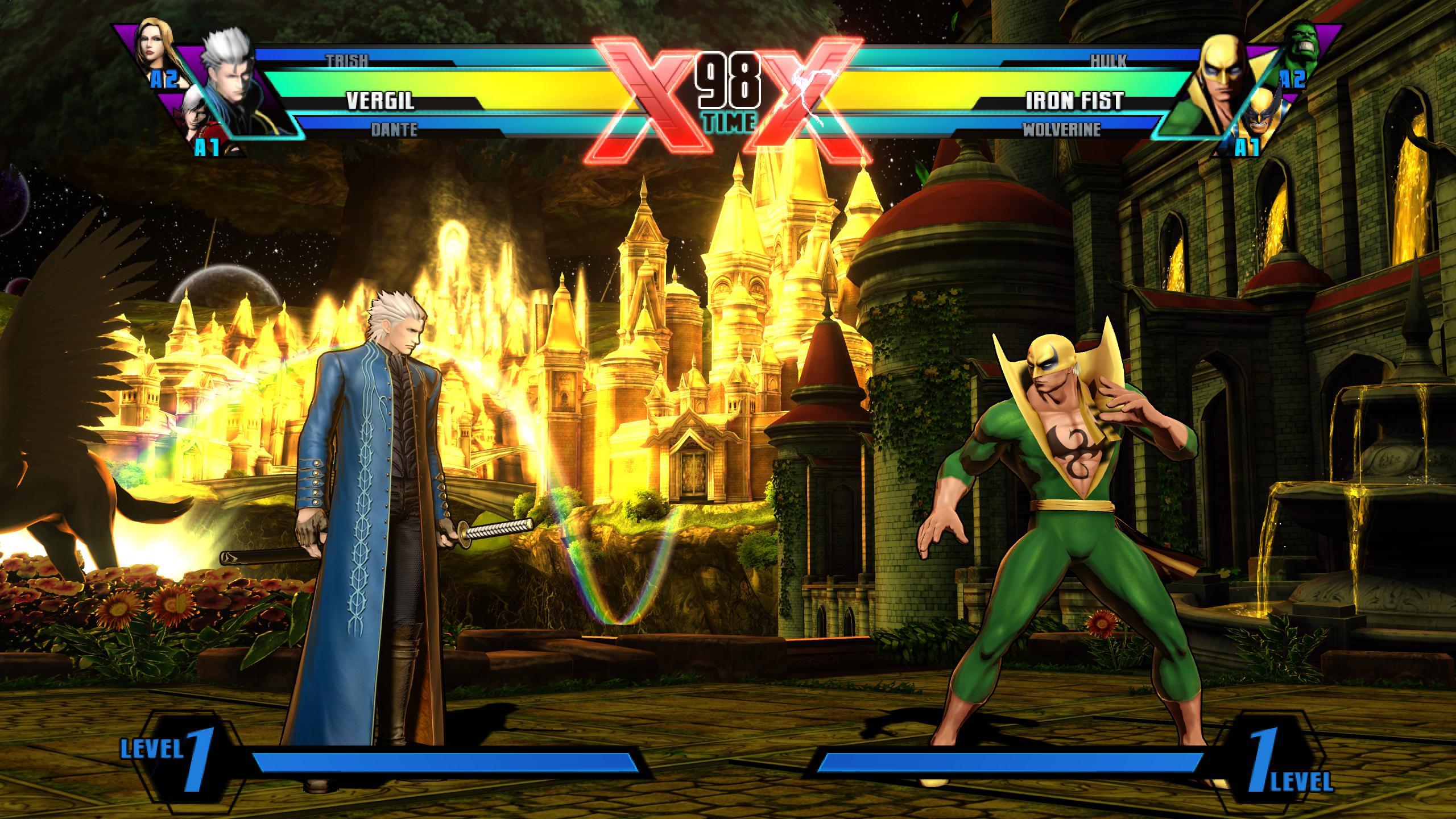 Vergil dans Ultimate Marvel vs. Capcom 3 6151128410_366a69923f_o