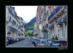 Boulevard Latapie Flurin (innaakki) Tags: pyrenees adarra cauterets 2011 iraila pirineoak