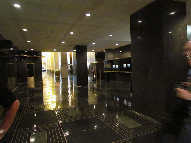RCA Building (Rockefeller Center) Interior Lobby