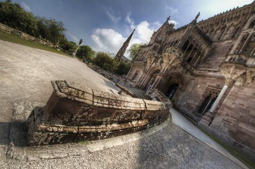 Palace of Sobrellano. Comillas. Cantabria. Palacio de Sobrellano