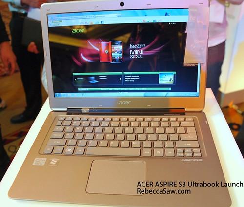 ACER ASPIRE S3 Ultrabook Launch-6