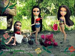 Bratz P4F Top Modelz 2011- Week3- Role Modelz - Team 1 - Katia, Ashley and Casey (Carol Parvati ) Tags: casey doll katia ashley phoebe bratz cloe twiins rockangelz foreverdiamondz flowergirlz carolparvati drekitude yasminpassion1