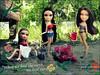 Bratz P4F Top Modelz™ 2011- Week3- Role Modelz - Team 1 - Katia, Ashley and Casey (Carol Parvati ™) Tags: casey doll katia ashley phoebe bratz cloe twiins rockangelz foreverdiamondz flowergirlz carolparvati drekitude yasminpassion1