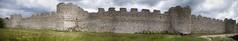Portchester castle (Richard M77) Tags: castle walls portchester