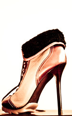 Day 220 - H is for High Heels (Sig Sreedharan) Tags: triangle shoes cwd cwd2381