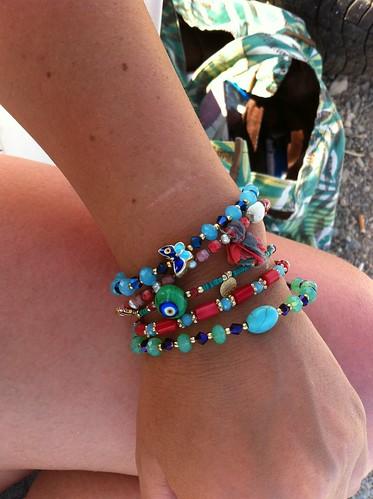 bracelets by justlikeastar1
