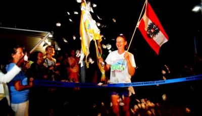 Běh na 3100 mil v New Yorku vyhrála Surasa Mairer