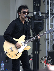 Los Bunkers - Lollapalooza - Day 1 - Grant Park - Chicago, IL - Aug 5th 2011