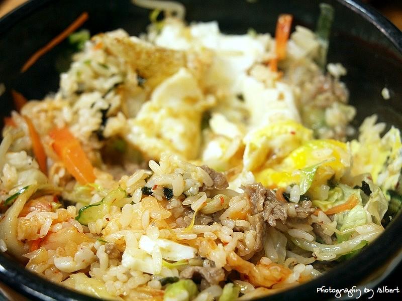 大溪.韓膳:陶鍋牛肉拌飯