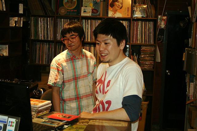 RECORDS SHOP, Ikebukuro, COCONUTS IMG_8631