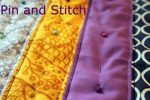Pin and Stitch