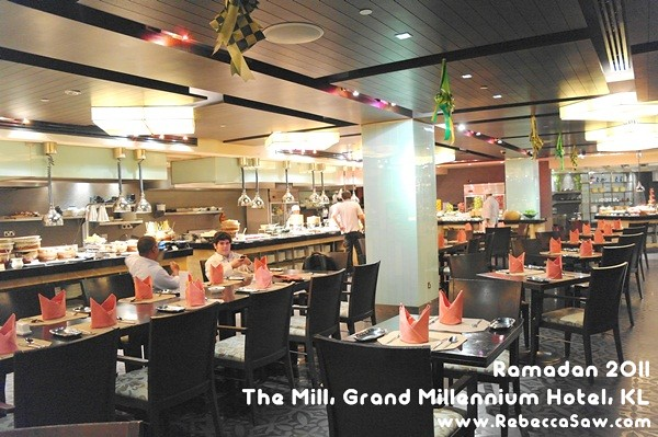 Ramadan buffet - The Mill, Grand Millennium Hotel-74