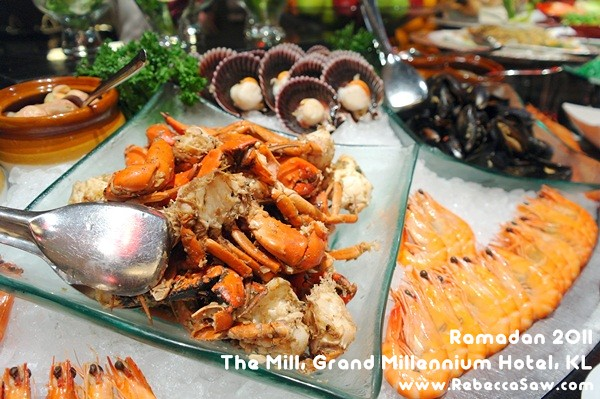 Ramadan buffet - The Mill, Grand Millennium Hotel-42