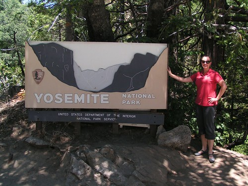 Goodbye Yosemite