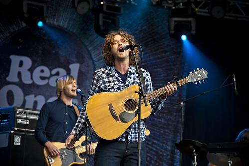 Real Ones på Øyafestivalen 2011