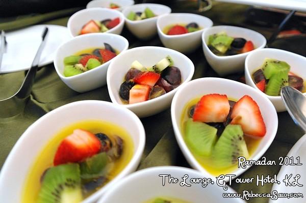 Ramadan buffet - GTower Hotel KL-21