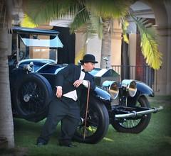 california park car vintage san july diego rollsroyce balboa 1923 2011 silverghost