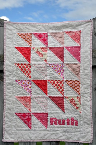 Ruth's quilt 1