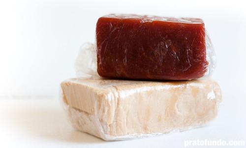 Doces Mineiros: Goiabada & Doce de Leite (Guava Candy & Dulce de Leche)
