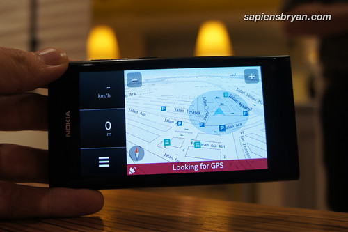Drive, GPS Optimized for turn-by-turn navigation