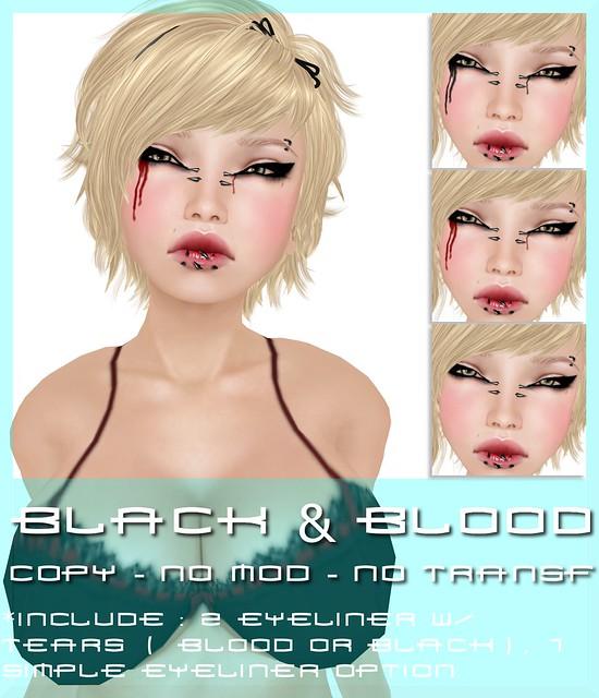 BLACK & BLOOD new !