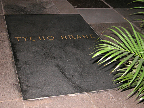 Tycho's Grave