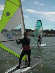 Windsurf Hire at Poole Windsurfing