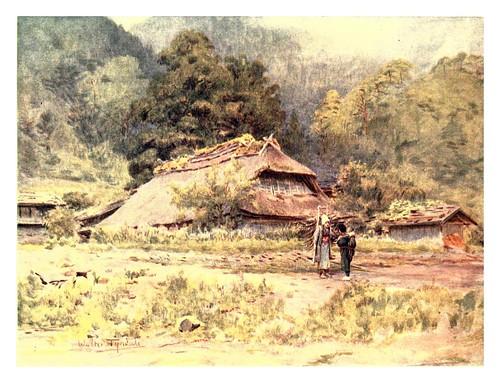 009-Granja cerca de Shoji-Japan & the Japanese 1910- Walter Tyndale