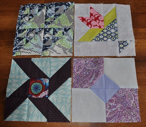 Farmer's Wife blocks 7, 8, 9, 10
