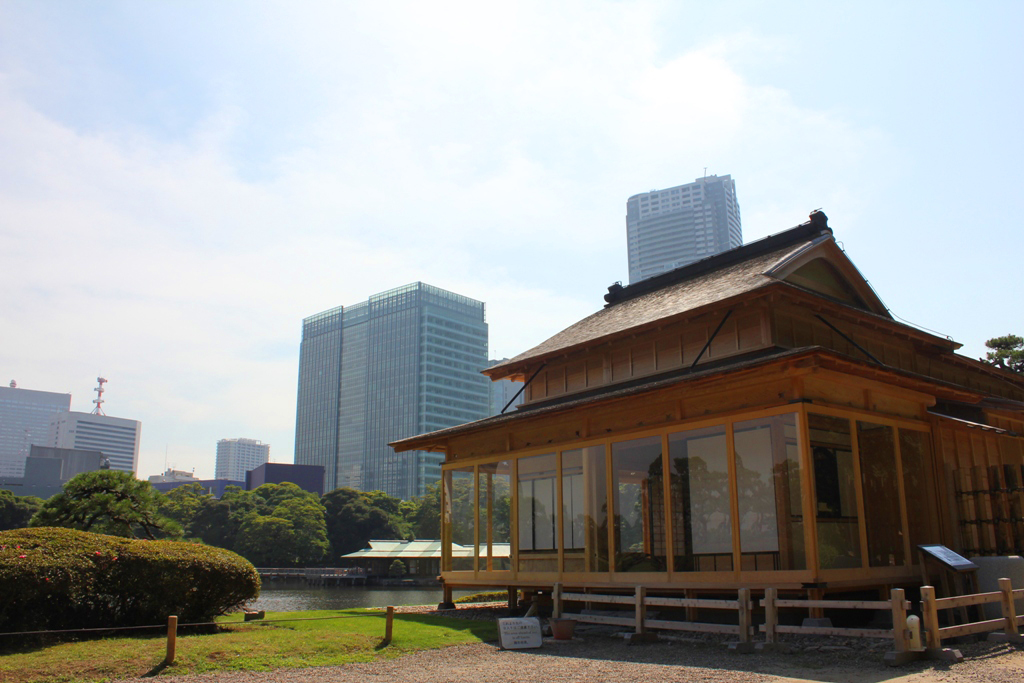 A walking guide of Hamamatsucho  (16)