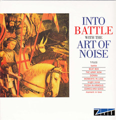 Art of Noise (Ron-Kane) Tags: uk cd 1983 artofnoise trevorhorn ultimatecollection zttrecords