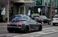 Sporty *Explored* (Tom Fraser Photo) Tags: cool nice wheels australia audio lamborghini gallardo t0m722