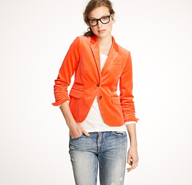POPPY + FLAME AT JCREW