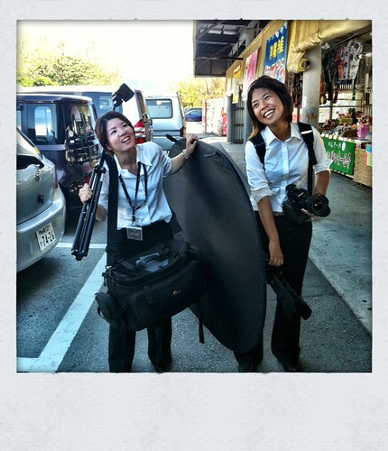 My trusty assistants by Shenanigans in Japan