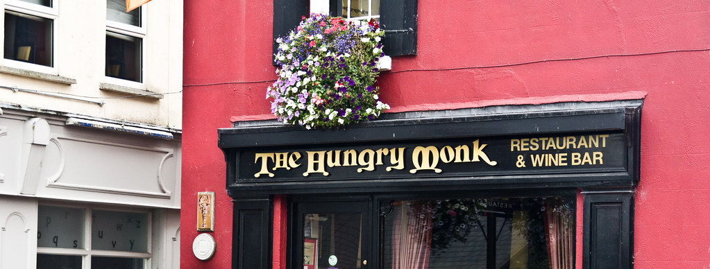 The Hungry Monk Restaurant - Greystones